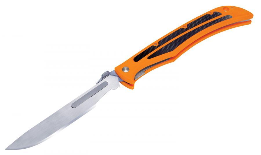 "Havalon Otc-60pracam Baracuta Field Knife 4.375"""
