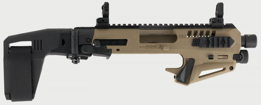 Command Arms Micronistab17 Micro Roni Stabilizer