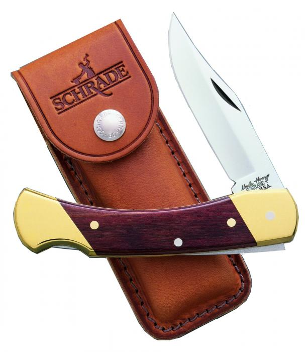 Schrade Bear Paw Folder