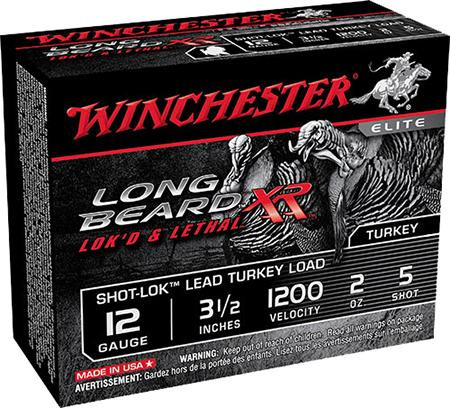 Winchester Long Beard XR Lead Turkey