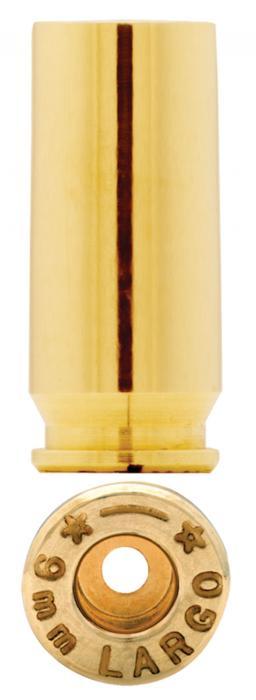Starline Brass Star9largoeu Unprimed Cases 9mm