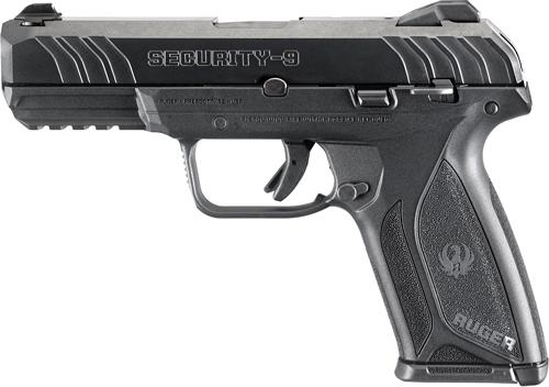 """Ruger Security-9 9mm 4"""" Bl 15rd"""