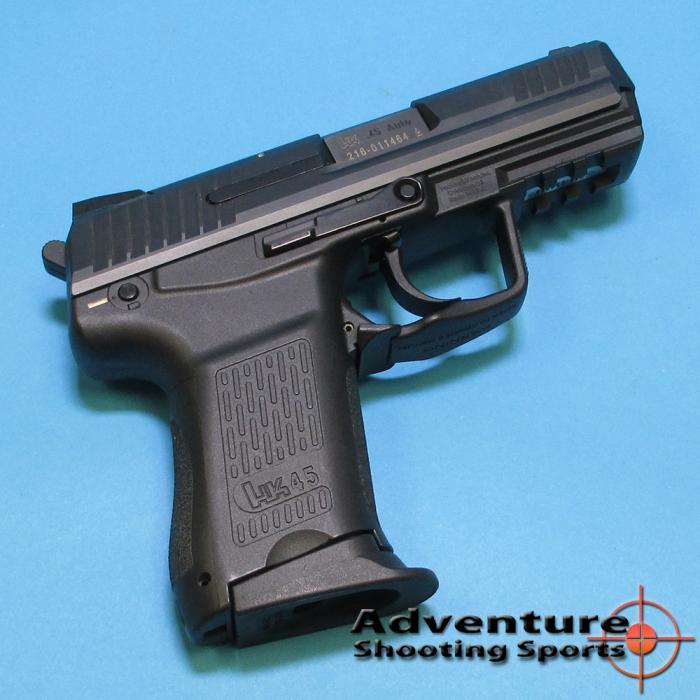 HK 45C .45 Da/sa Safe/