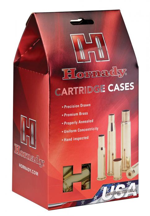 Hor 7mm Wsm Unprimed Case 50ct