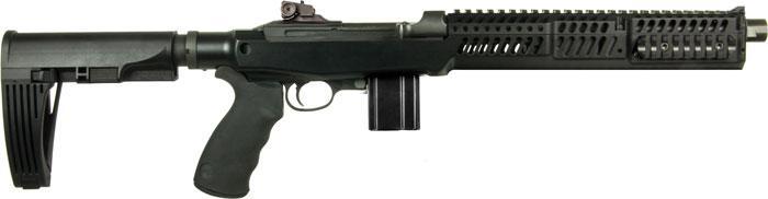 ILM M30p M30 Pistol 30car Mod2