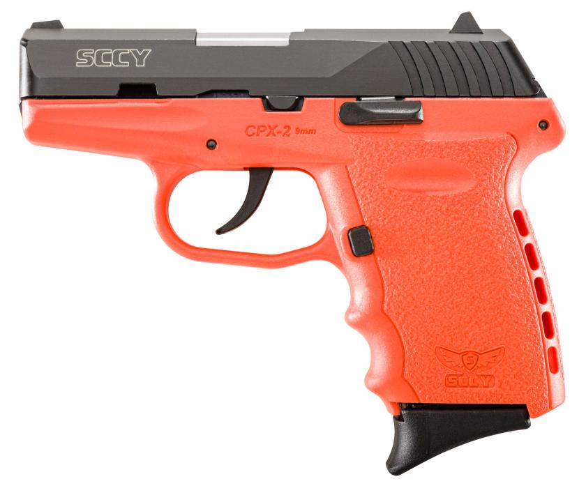 """Scy Cpx2 9mm 3.1"""" 10rd"""