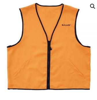 All Dlx Saftey Vest Xl Blz