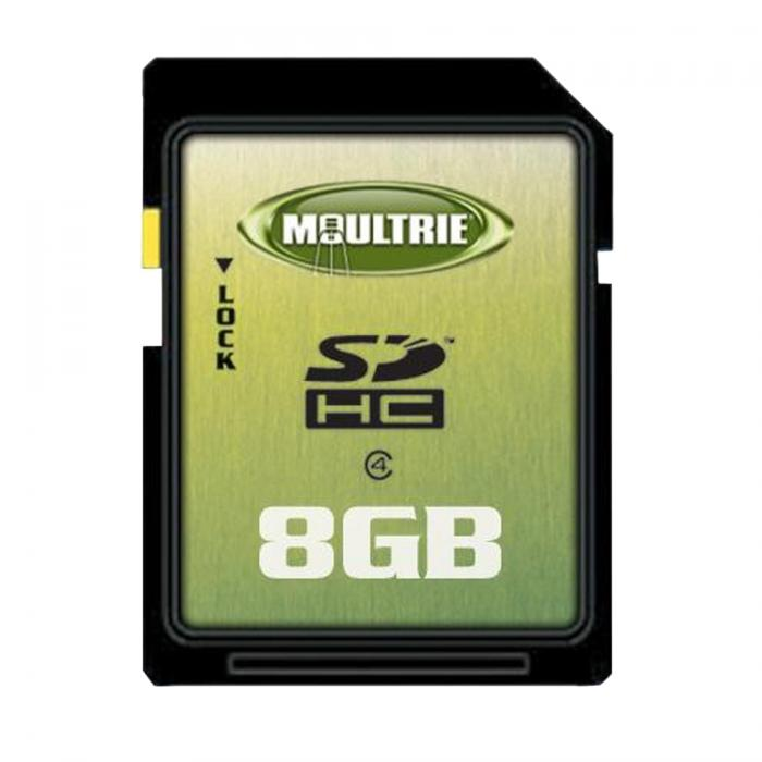 Moultrie SD Memory Card 8 GB
