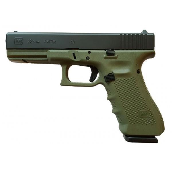 """Glock/glock Inc 22 Gen4 40s&w 4.49"""""""