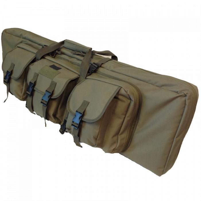 "DDT - 42"" Double Rifle Case"