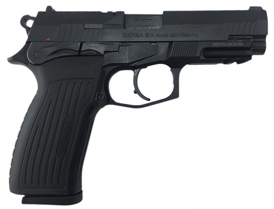 Tpr9 9mm Matte 4.25 17+1 Sfty