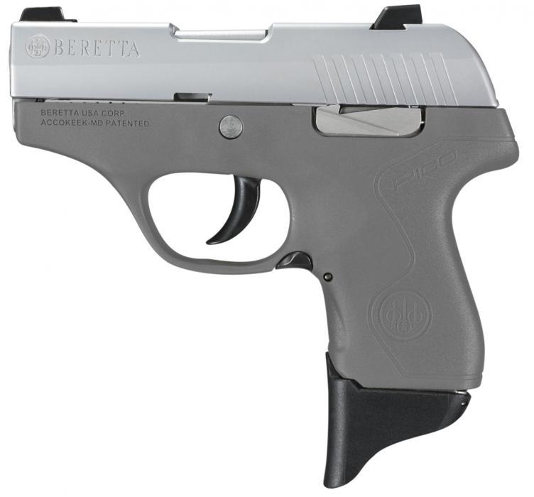 "Beretta Pico 380acp 2.7"" 6+1 Gray/stainless"