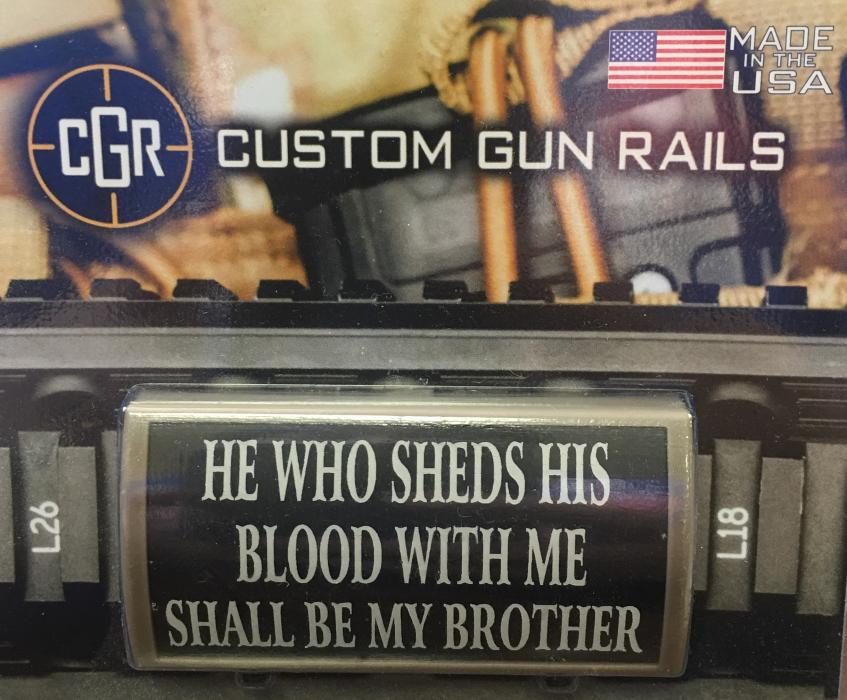 Custom Gun Rails Lea070hws-2