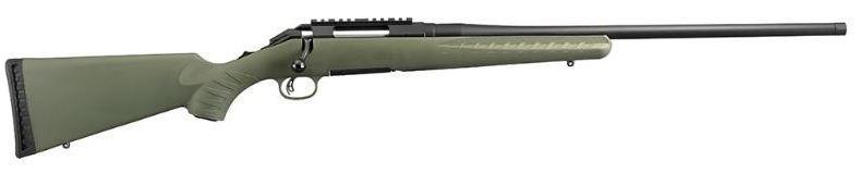 """Ruger American 308 18"""" Predator"""