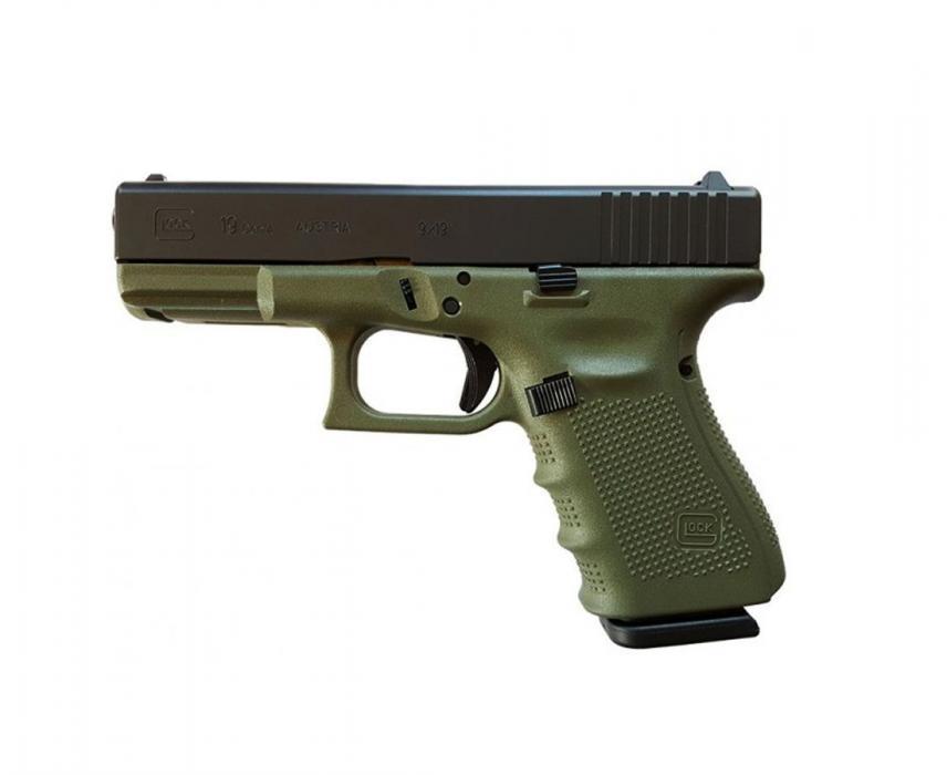Glock 19 Gen 4 9mm Pistol,