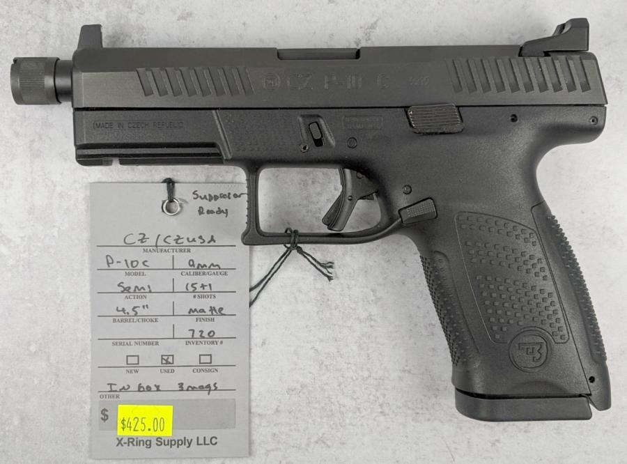 CZ CZ P-10c (a-6234)