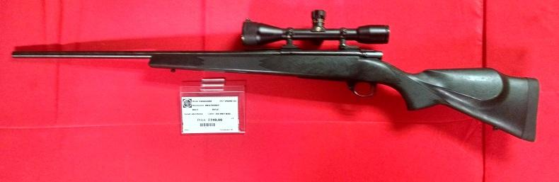 Pre-owned Weatherby Vanguard 300 Wby Mag