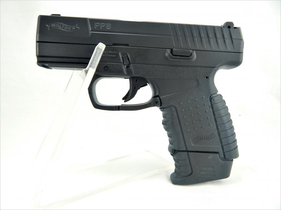 Carl Walther/smith & Wesson PPS First