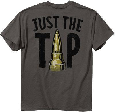 """Buck Wear T-shirt """"just The"""
