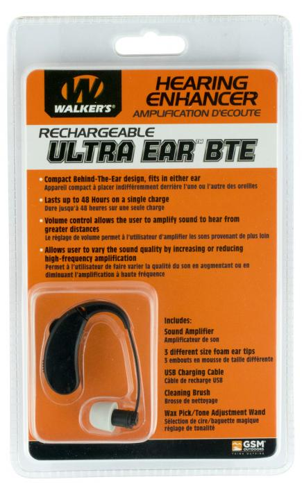 Walkers Game Ear Gwprchue Ultra Ear