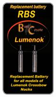 Lumenok Replacement Battery