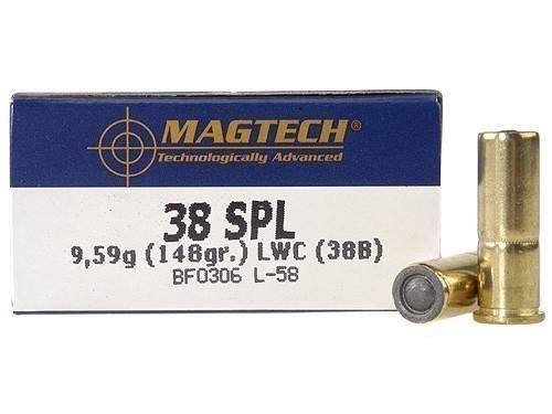 Magtech 38 Spl 148gr
