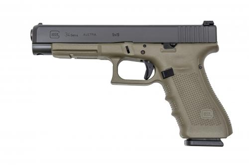 Glock Pg3437103 G34 G4 9M AS