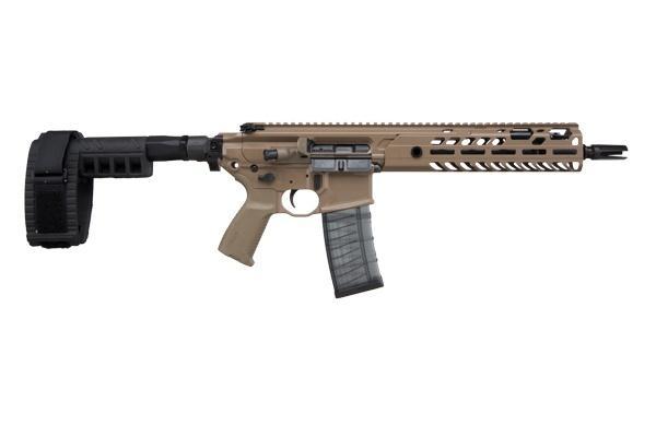 """SIG MCX 5.56mm FDE 11.5"""" Pistol"""