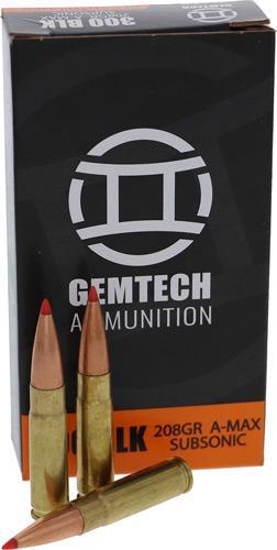 Gemtech Ammunition .300aac