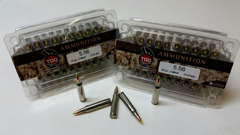 TGD 556 50 GR Zombie MAX