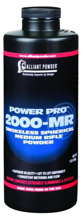 Alliant Power Pro 2000-mr 1 lb