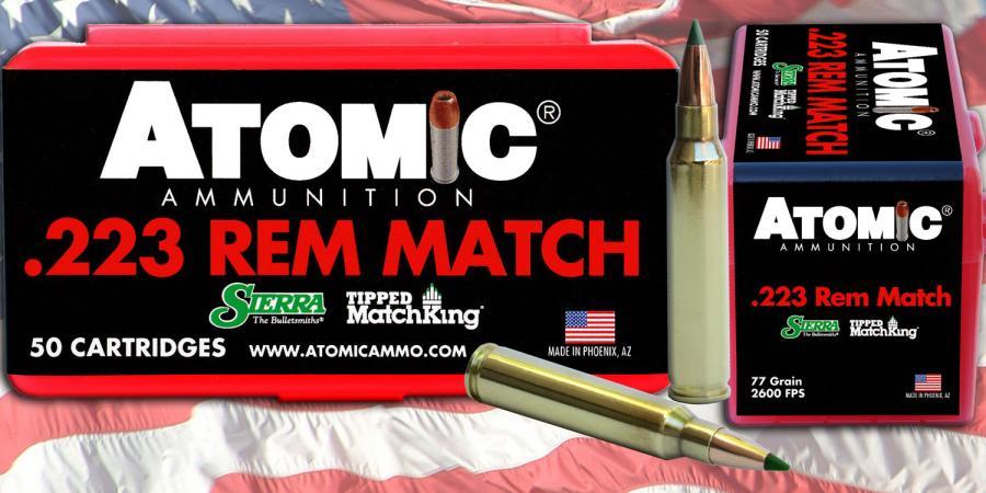 Atomic 00452 223 77 Matchking 50/10