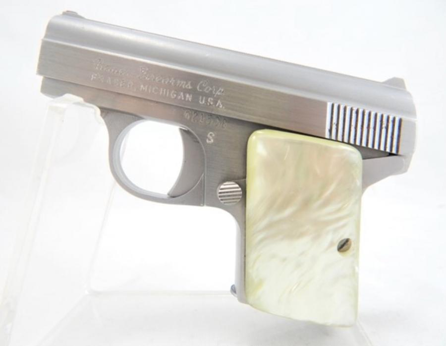 Bauer Firearms Corp Automatic 25auto 2.1""