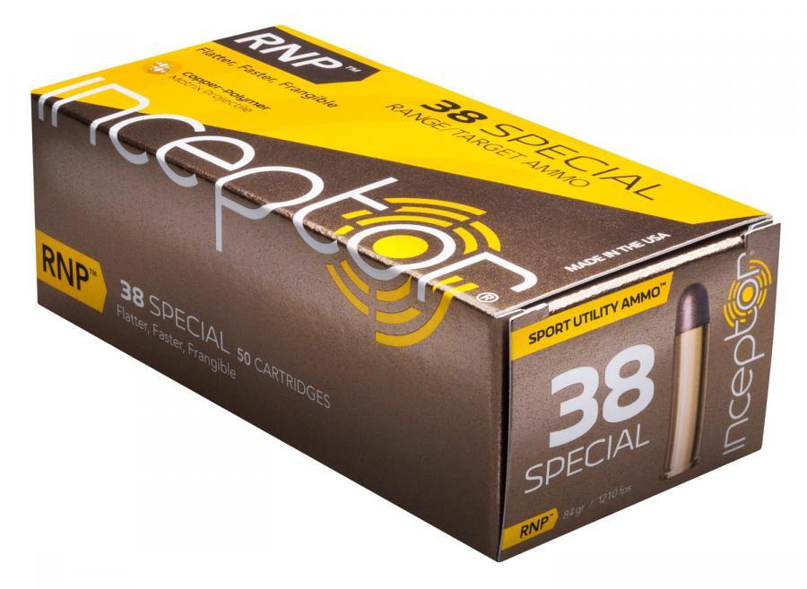 Inceptor 38splrnpbr50 Sport Utility 38 Special