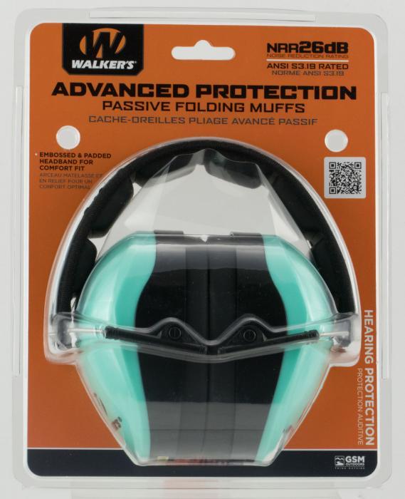 Walkers Game Ear Gwpdcpmltl Passive Advanced