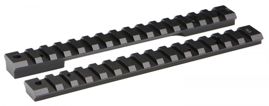 Warne 7640m M-T PIC Rail X-bolt