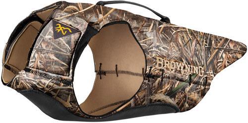 Browning Dog Vest 3mm Neoprene
