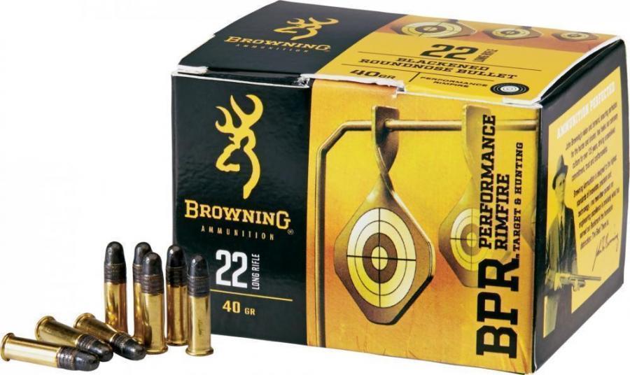 Browning Ammo B194122wbo BPR Performance 22