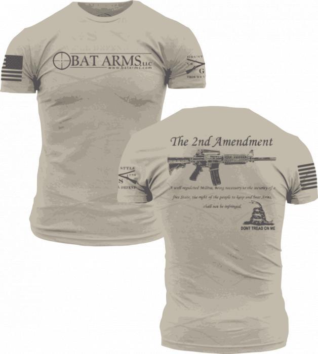 BAT Arms Grunt Style Xxxl FDE