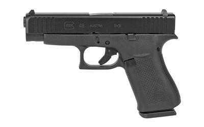 Glock 48 9mm 10rd Blk