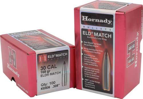 Horn 30506 Bull .308 168 ELD