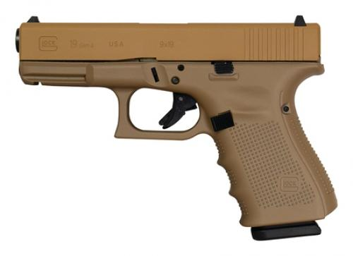 Glock G19 FXS TCT 15