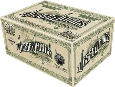 Ammo Inc Jesse James Tml