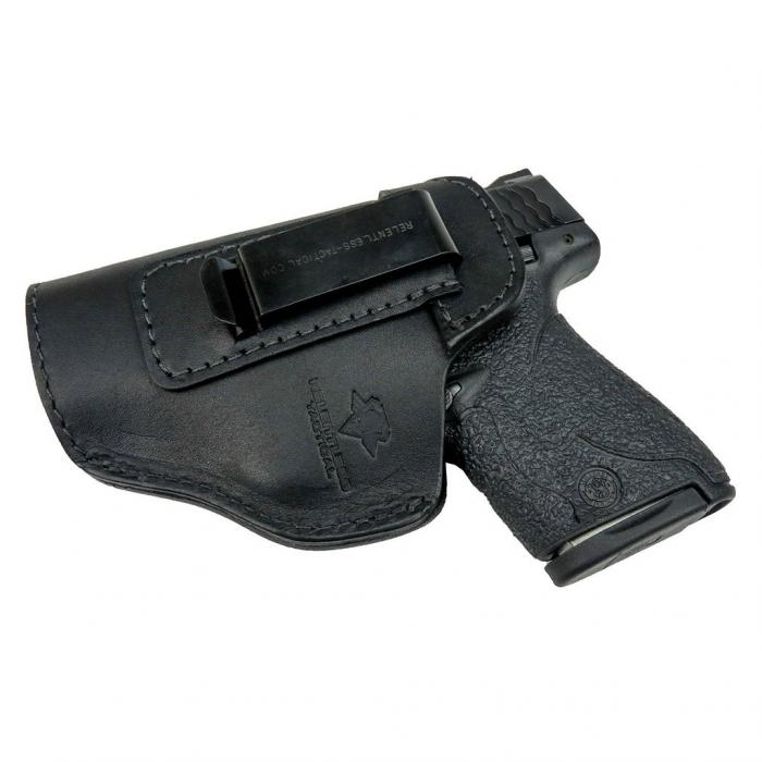 Left Defender Leather IWB Holster