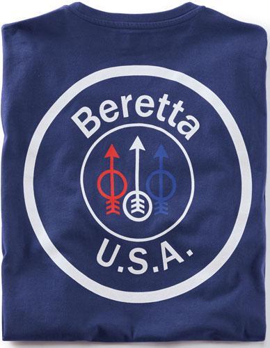 Beretta T-shirt Usa Logo