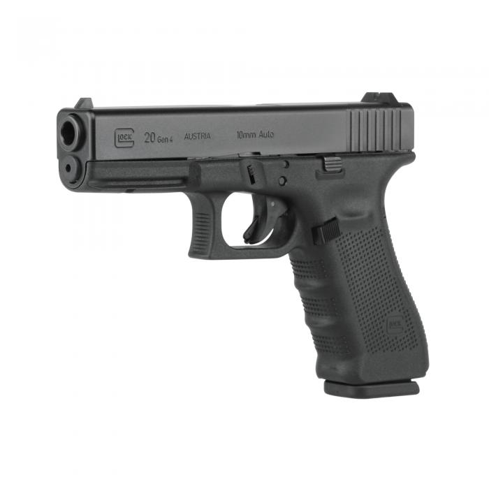 "Glock 20 Gen4 10mm 4.61"" 15+1"