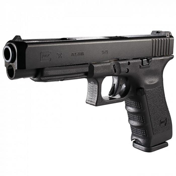 Glock LE 34g5 9MM PST 17
