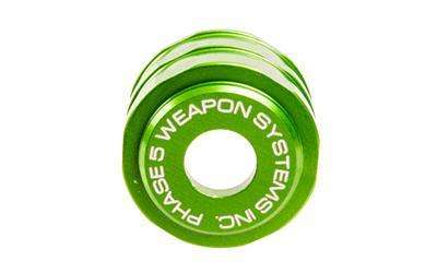 Phase5 Shotgun Mag Follower Green