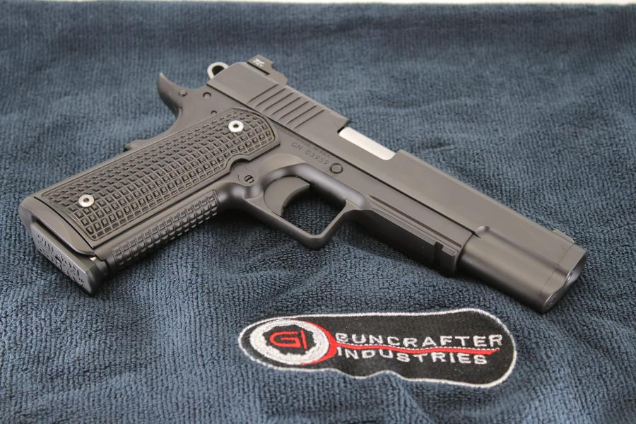 Guncrafter Hellcat Government Squared, Rail