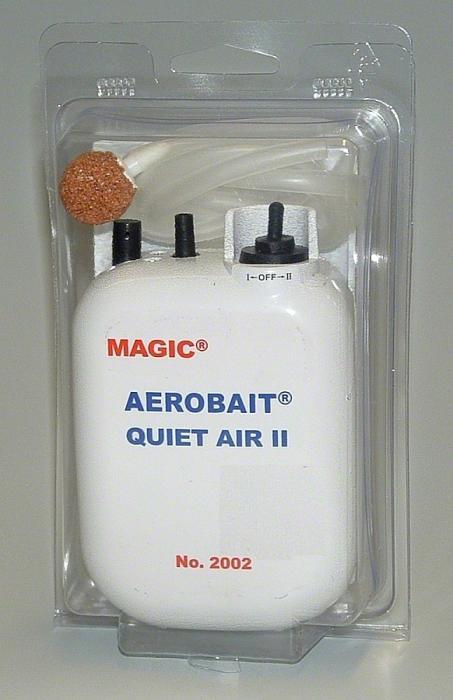 Magic Quiet Air